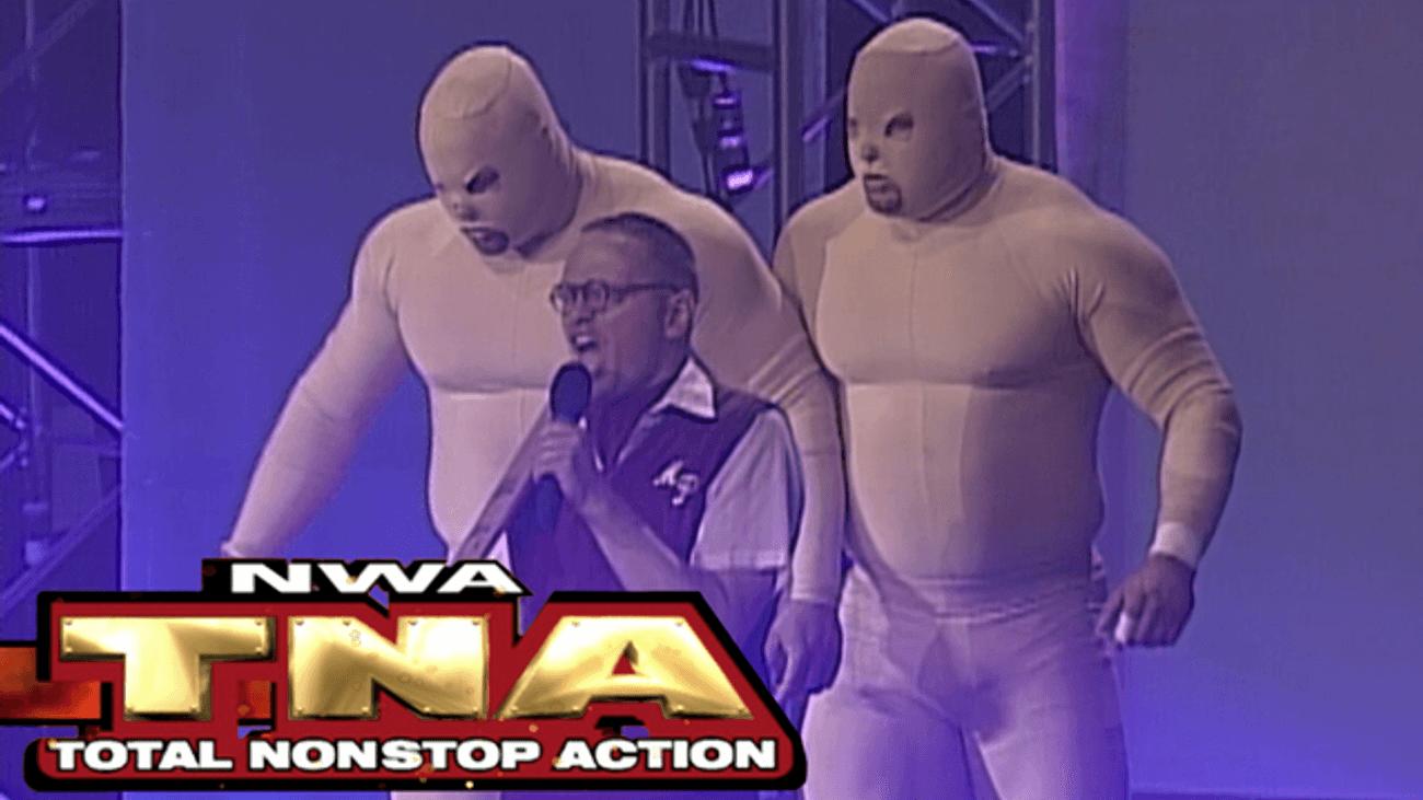NWA-TNA PPV 3 (July 3, 2002) - IMPACT Wrestling